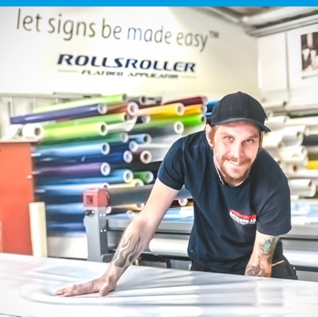 Picture for category ROLLSROLLER® FLATBED APPLICATORS