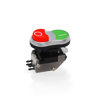Picture of Pushbutton valve, double, complete