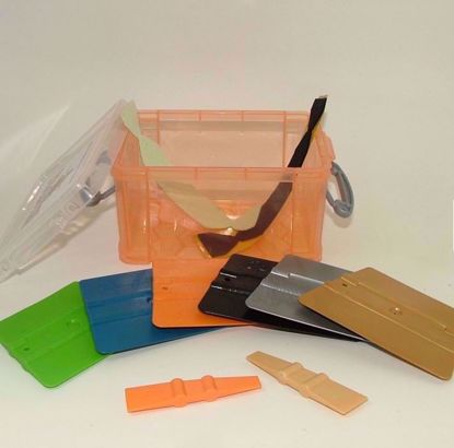 Picture of Squeegees Pro Wrap set