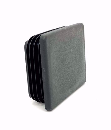 End cover 80x100mm, plastic